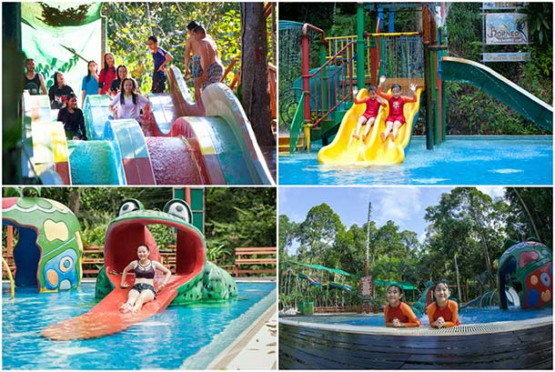 Borneo Tropical Rainforest Resort Park - Attractions Image