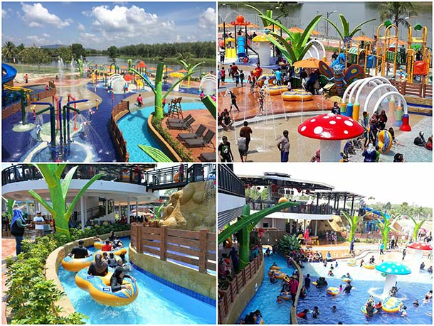 Fantasia Aquapark Jitra Park - Attractions Image
