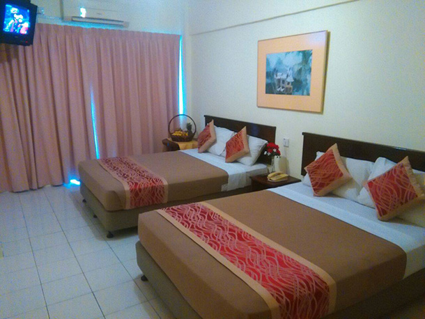 Virgo Batik Resort - Room Image