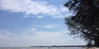 Pantai Bagan Lalang - Featured Image
