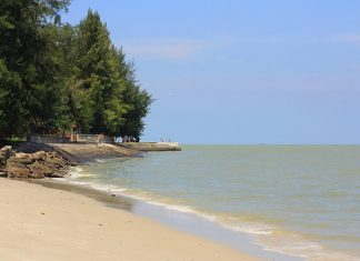 Pantai Morib - Featured Image