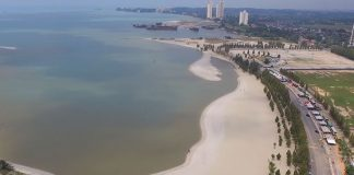 Pantai Klebang - Featured Image