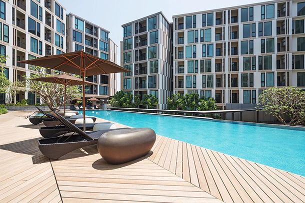 The Base Uptown By Favstay Phuket - Main Image