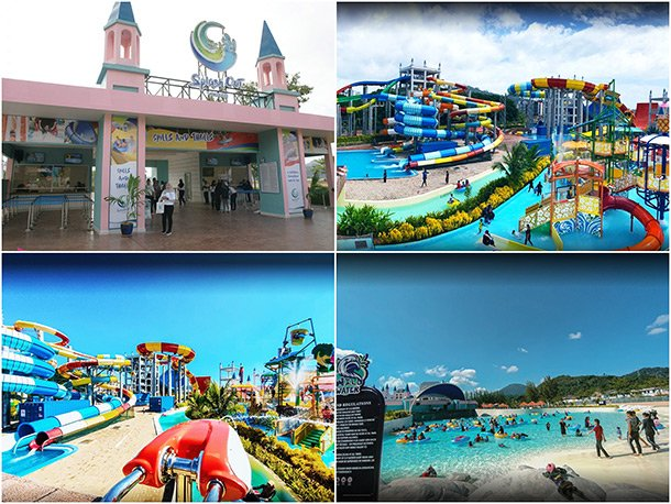 Splash Out Langkawi Theme Park
